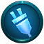 Icon craftingui item crafting powercore blue