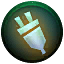 Icon craftingui item crafting powercore green