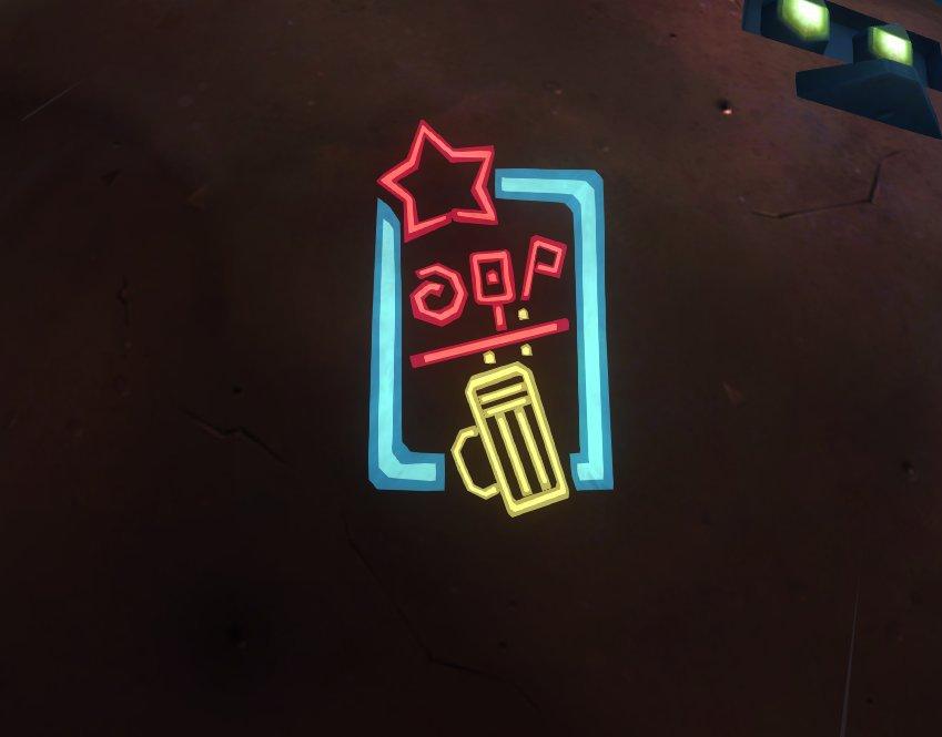 neon sign beer star wildstar tradeskill schematics at rh jabbithole com