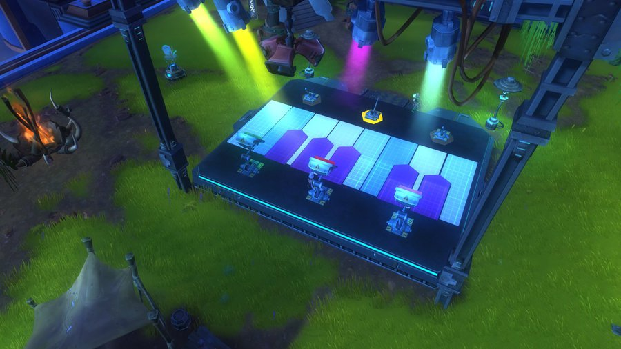 Darkspur floor piano fabkit wildstar items at jabbithole for Floor 6 reloaded