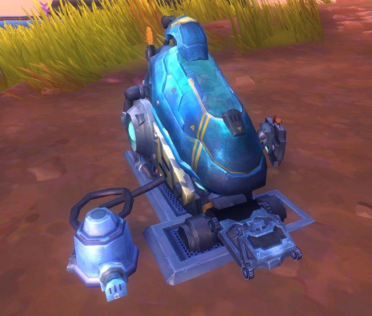Cryo Pod (Arkship) : WildStar items at Jabbithole, the database