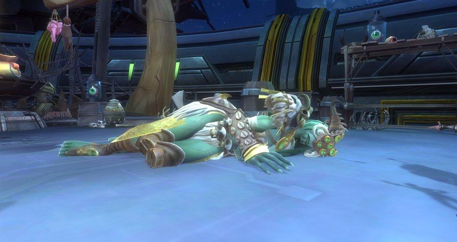 Kythria : WildStar NPC creatures & objects at Jabbithole, the ...