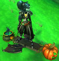 Shade's eve hoverboard set
